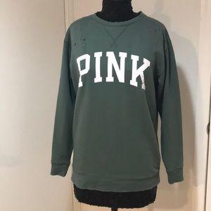 NEW! Dark Green Sweater